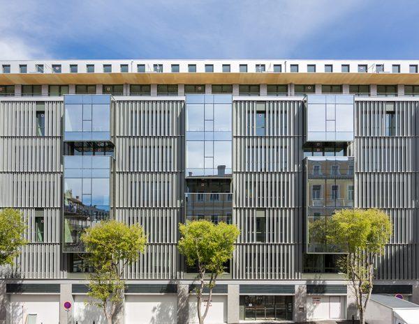 façades vitrées Bouches du Rhône